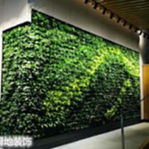 仿真植物背景墻 婚慶布景 公司形象墻 店鋪門面