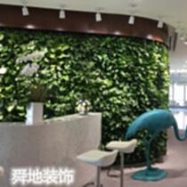 公司進門形象墻 仿真綠植墻 仿真綠植墻素材 仿真草坪 仿真綠