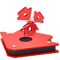 強磁焊接定位器 點焊磁性吸鐵 電焊輔助直角斜角多角度磁吸定位