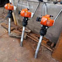 ND-4型手提式內燃搗固鎬 宇成鋼軌內燃搗固機操作簡單