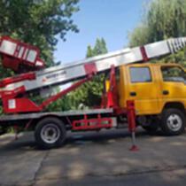 小型云梯車報價  家裝上料云梯車   伸縮式云梯車