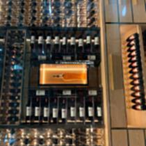 不銹鋼恒溫紅酒柜家用 會所別墅酒窖柜 現代輕奢高端 酒柜 展
