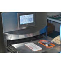 封口機吸塑盒熱封機保萊成塑料盒焊接機無塵車間使用