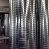 青島威爾森304不銹鋼風管加工實體廠家