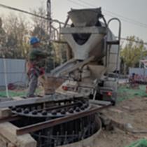 河北保定鐵塔樁基施工隊 鐵塔基礎施工隊 通信塔打樁施工